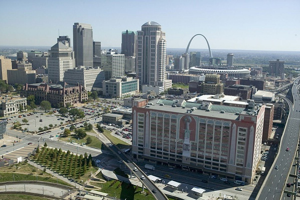 St. Louis, MO-Most Dangerous Cities In America