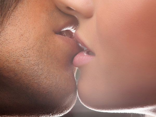 Single lip-Different Kisses And Their Meanings