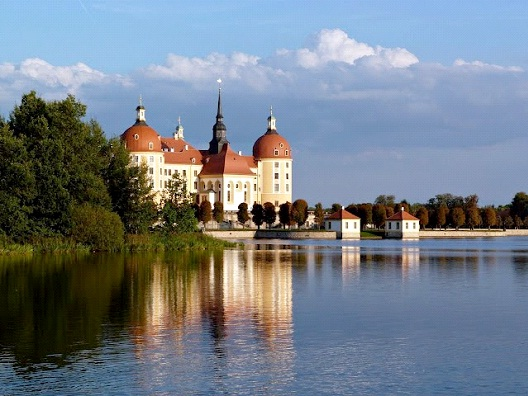 Schloss Moritzburg - Germany-Most Beautiful Castles Around The World