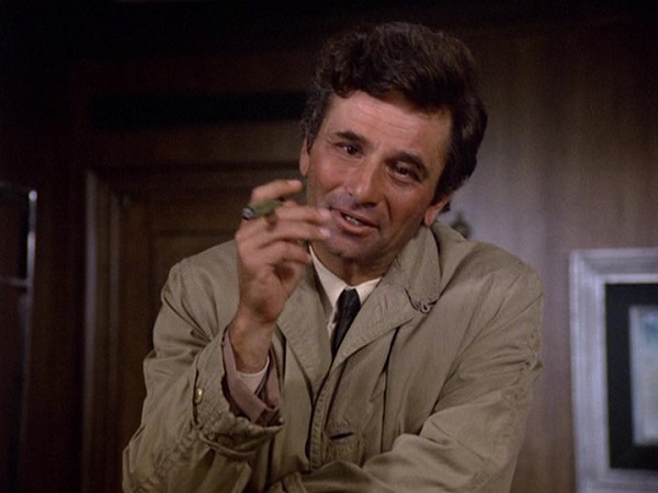 Columbo-Famous Fictional Detectives