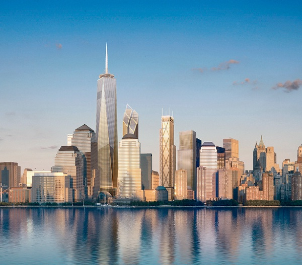 One World Trade Centre-Tallest Buildings In The World