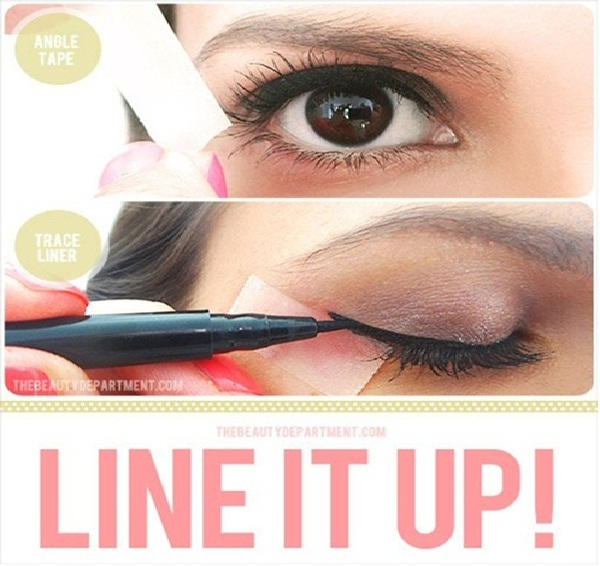 Perfect Eyeliner-DIY Beauty Tips