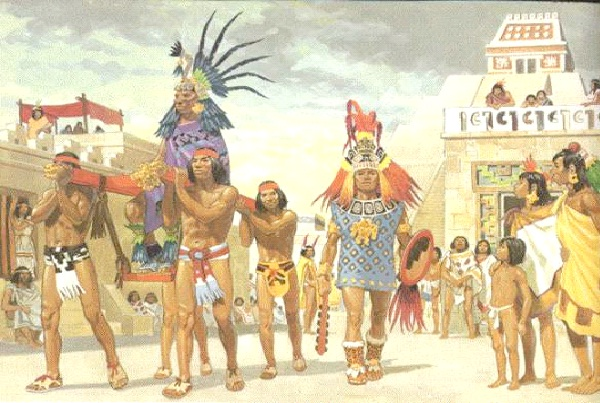 11 Million Aztecs-Amazing Aztec Facts