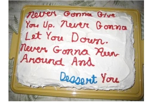 Dessert You-12 Hilarious Cake Texts That Will Make You Laugh For Sure