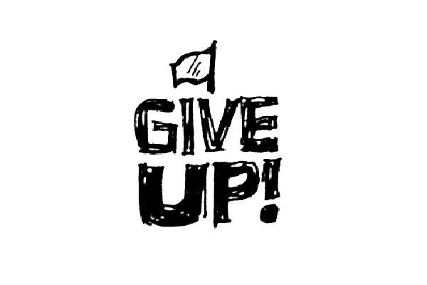 Giving up-Things You Should Stop Doing In 2014