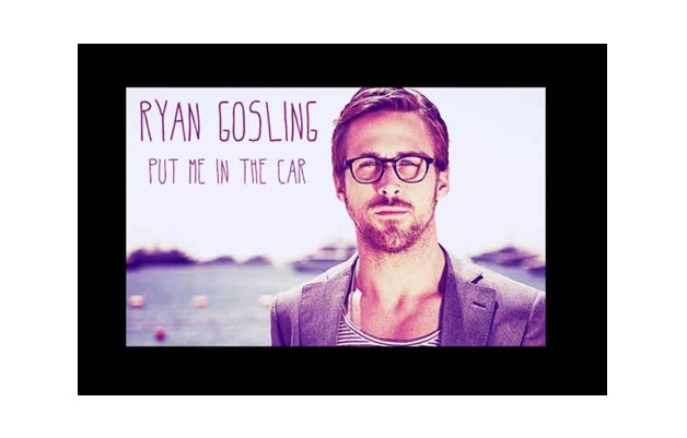 "Gosling's ""Put Me In My Car""-Things You Didn't Know About Ryan Gosling"