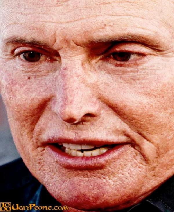 Bruce Jenner-Weird Celebrity Closeups