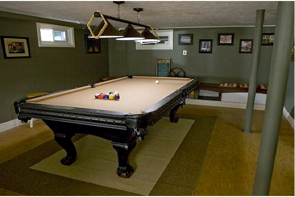 Pool Anyone-Awesome Man Caves