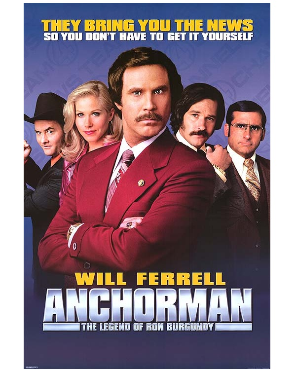Anchorman-Best Comedy Movies Of All Time