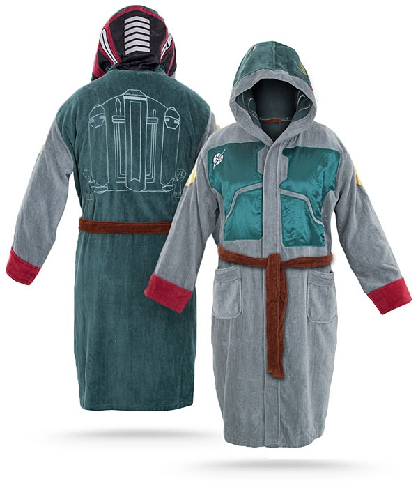 Star Wars-Amazing Geeky Robes