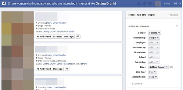 Sounds interesting-Funny Facebook Graph Searches