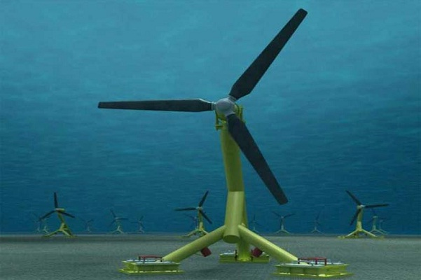 Tidal-Renewable Energy Sources