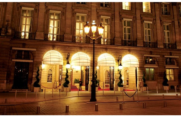 The Ritz, Paris-Most Famous Hotels Around The World