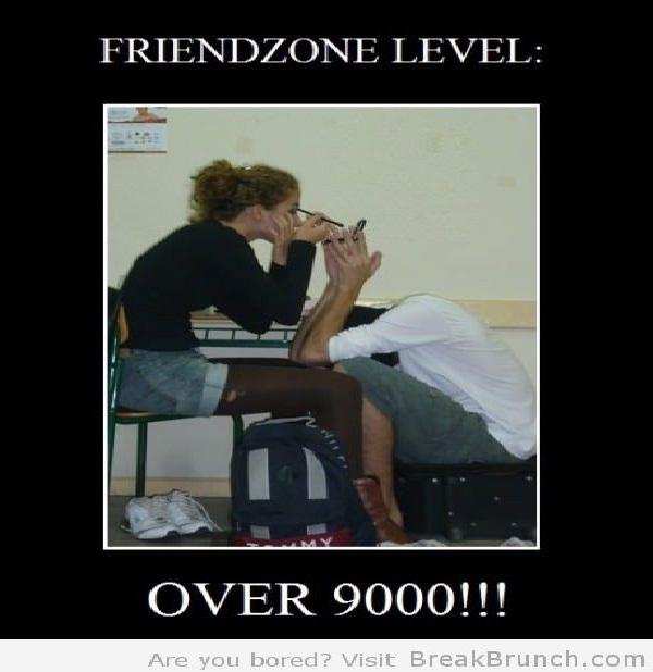 Makeup helper-Hilarious Friend Zone Memes
