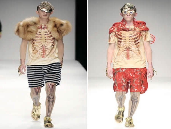 Winter Stole And Beach Shorts Trends-12 Funniest Catwalk Fails