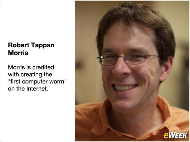 Robert Tappan Morris-World's Dangerous Hackers
