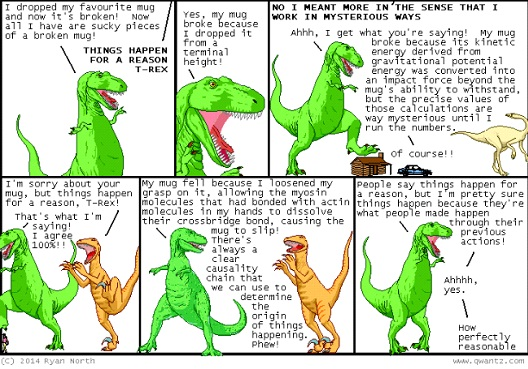 Dinosaur Comics - Ryan North-12 Funniest Webcomics On The Internet