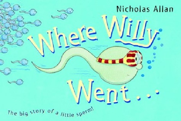 Where Willy Went-Most Bizarre Children's Books