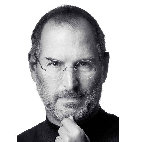 Steve Jobs-Famous Nerds Around The World