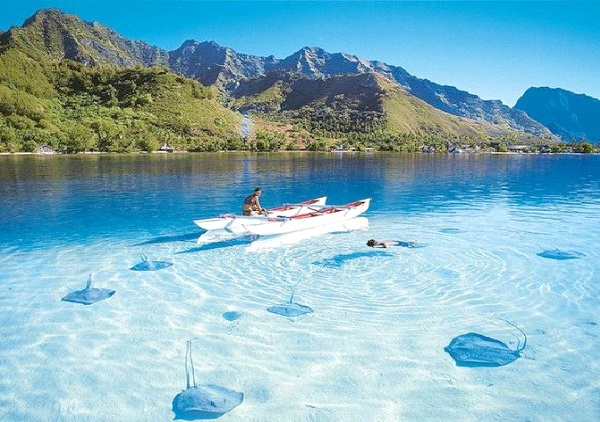 Tahiti - French Polynesia-Most Romantic Places In The World