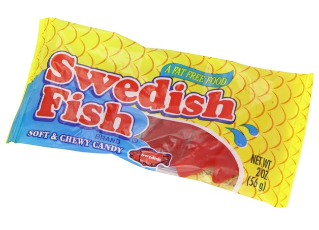 Swedish Fish-Things You Didn't Know About Canada
