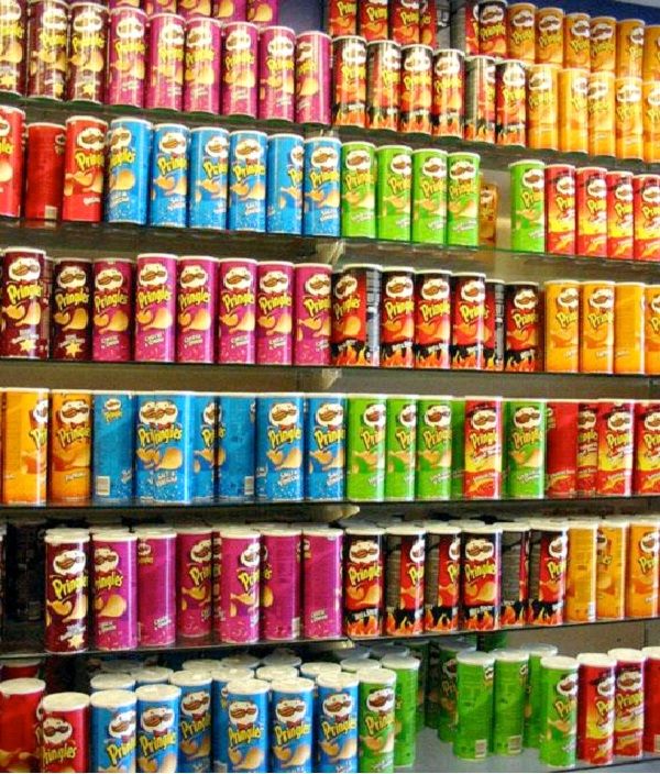 Pringles-Best Chips In The World