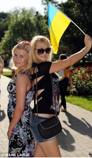 Ukraine-The Best Countries To Hook Up With A Girl