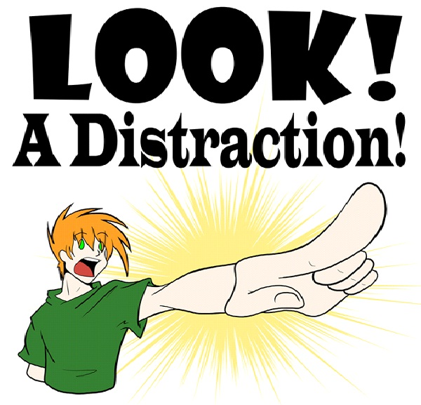 Avoid Distractions-Tips To Improve Your Memory