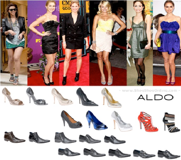 Aldo Shoes-Best Websites To Buy Shoes