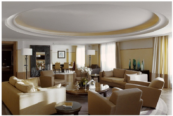 Grand Hyatt Cannes Hotel Martinez - Penthouse Suite - Cannes- $37,500 Per Night-World's Most Expensive Hotel Suites