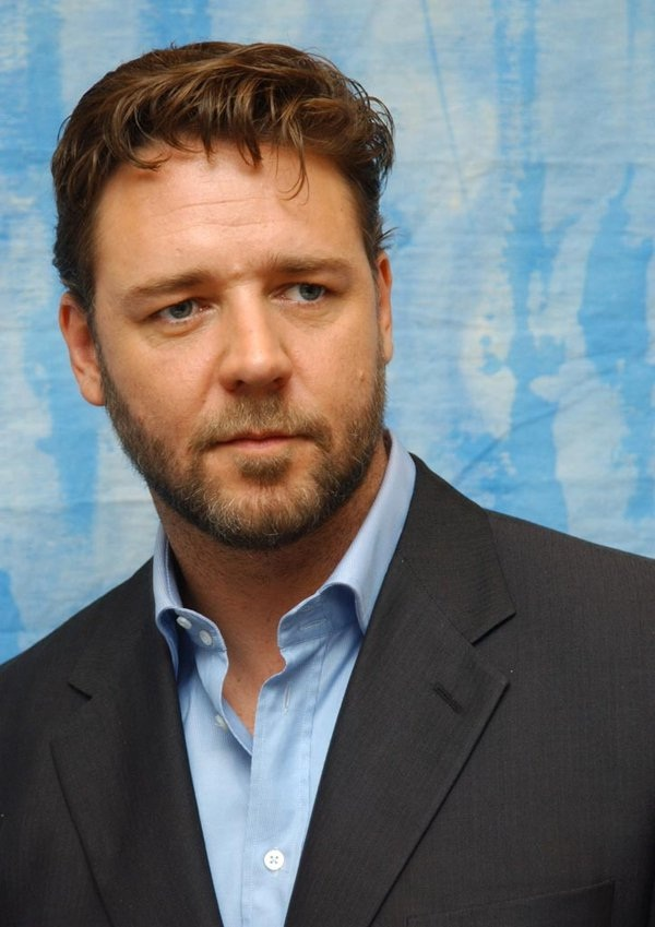 Russell Crowe-Celebrities With Wonky Eyes