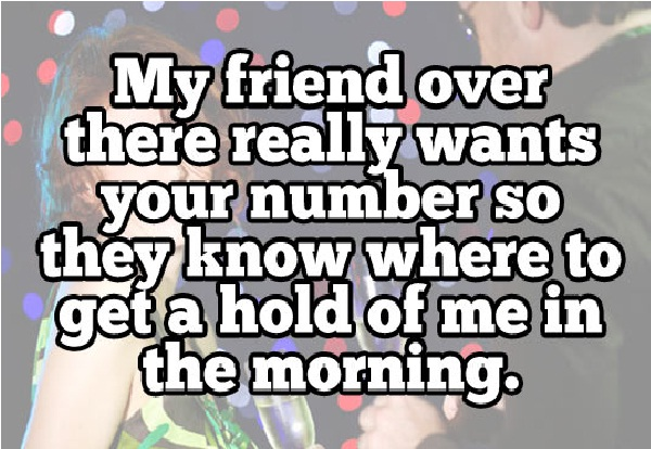 Hopeful-12 Funniest Pick-up Lines