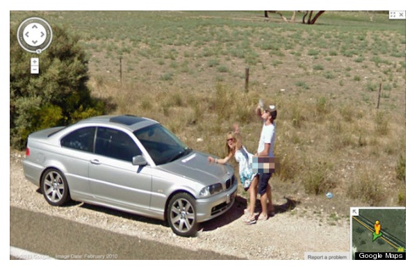 That Will Teach You Google!-Coolest Google Street Finds