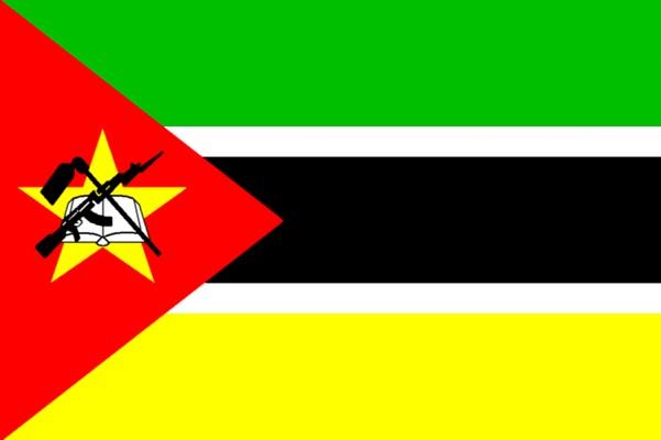 Mozambique-World's Strangest Flags