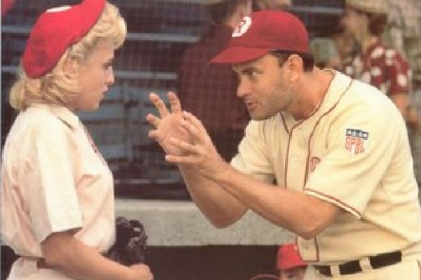 A League of Their Own-Best Sports Related Movies