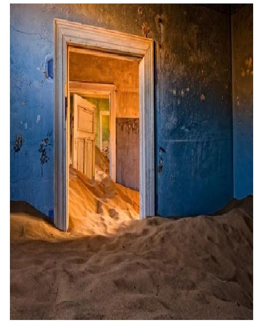 Kolmanskop-Most Abandoned Places In The World
