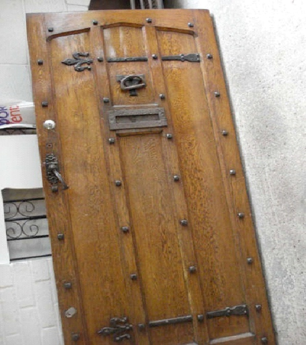 Install A Solid Door-Top Ways To Make Your House Theft Proof