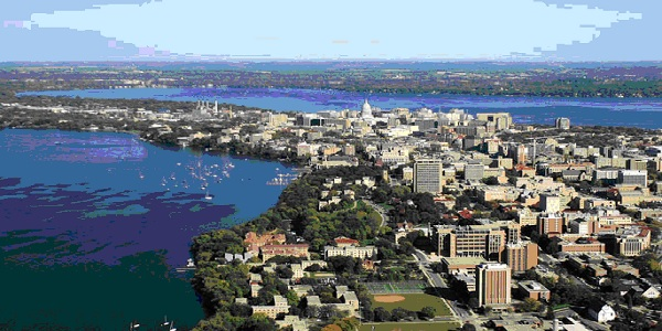 Madison, Wisc-Safest US Cities To Live In