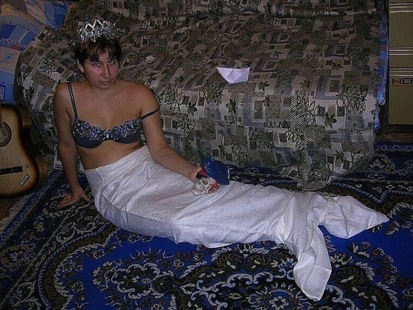 A mermaid??-Scary Russian Dating Site Pictures