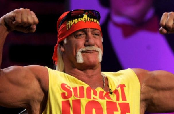 Hulk Hogan-Best Athlete Turned Actors