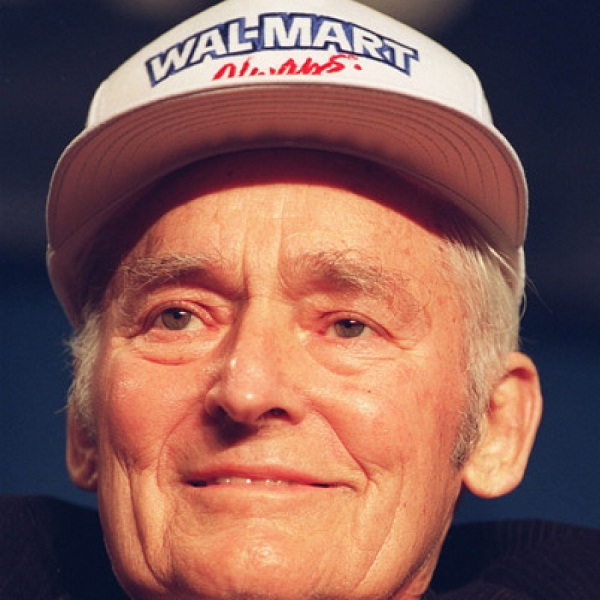 Sam Walton-People Who Went From Rags To Riches