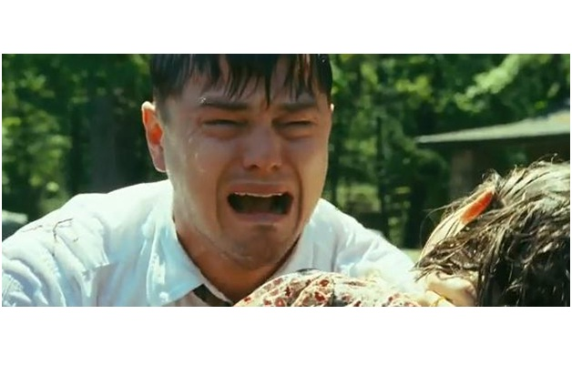Leonardo DiCaprio-Ugly Celeb Cry Faces