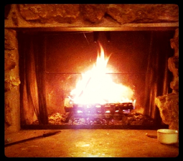 Light A Fire-How To Stay Warm In Winter