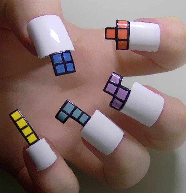 Extending Out-Most Creative Nail Art