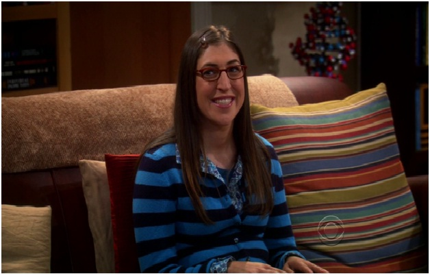 Mayim Bialik is a Scientist-15 Things You Didn't Know About The Big Bang Theory