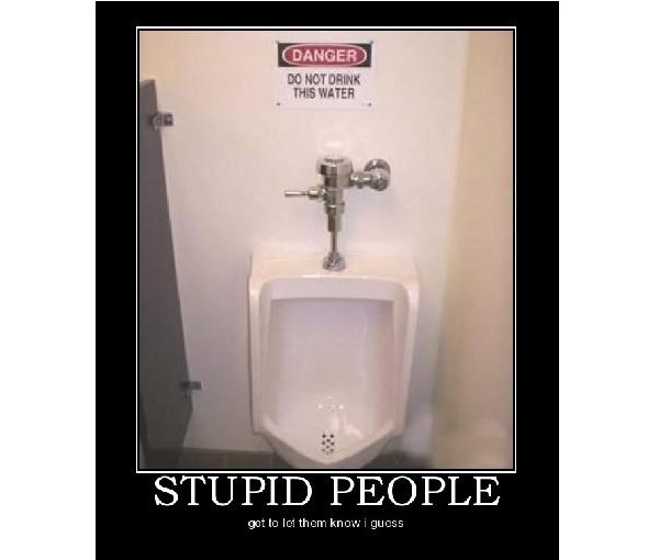 Watch Out!-Hilariously Stupid Signs