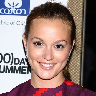 Leighton Meester Hypnotic-12 Famous Hottest Women With Dimples