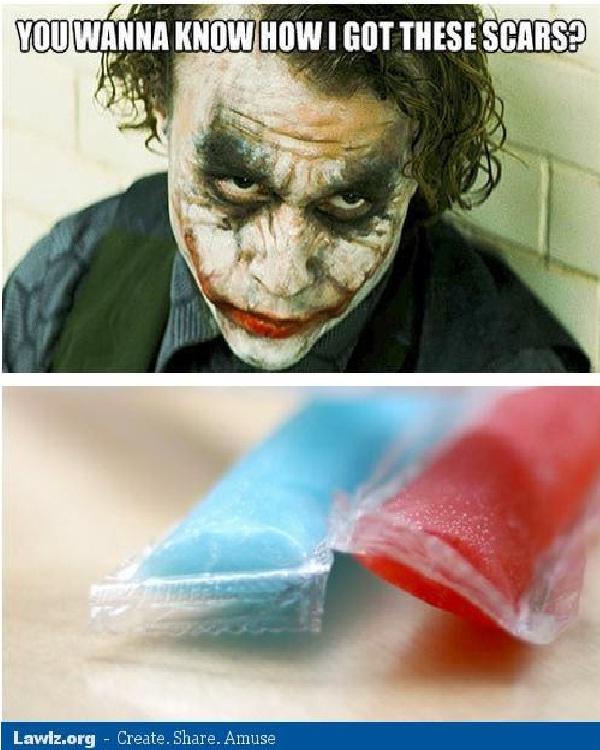 Icepop-Best Joker Memes