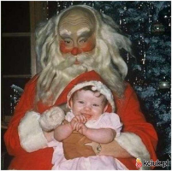 Creepy Santa-Hilarious Santa Claus Fails