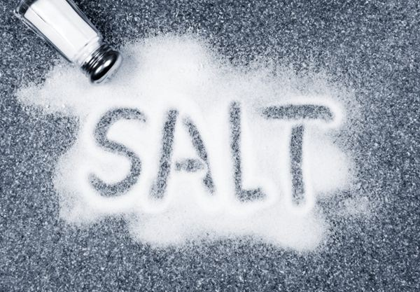 Reduce Sodium-How To Get A Flat Stomach